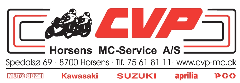 Cvp Horsens MC Service A/S WEB shop